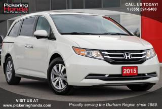 Used 2015 Honda Odyssey EX-L NAVI LEATHER SUNROOF for sale in Pickering, ON