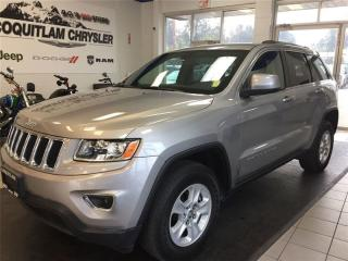 Used 2015 Jeep Grand Cherokee Laredo for sale in Coquitlam, BC