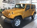 Used 2014 Jeep Wrangler Unlimited Sahara for sale in Coquitlam, BC
