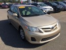 Used 2013 Toyota Corolla CE Auto  ONLY$108 BIWEEKLY 0 DOWN! for sale in Kentville, NS