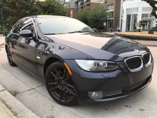 Used 2008 BMW 335i 6SP MANUAL ,NAVIGATION,AWD, for sale in Vancouver, BC