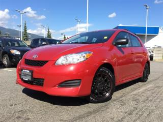 Used 2014 Toyota Matrix local,one owner for sale in Surrey, BC