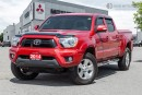 Used 2014 Toyota Tacoma TRD SPORT   4X4   DOUBLE CAB   CLEAN CARPROOF for sale in Mississauga, ON