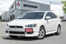 Used 2014 Mitsubishi Lancer SPOILER | SUNROOF | CLEAN CARPROOF | AUTOMATIC for sale in Mississauga, ON
