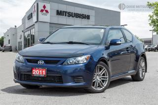 Used 2011 Scion tC 6 SPEED | PANORAMIC ROOF | CLEAN CARPROOF | for sale in Mississauga, ON