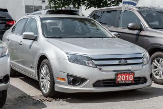Used 2010 Ford Fusion SUNROOF | HYBRID | NO COLLISION RECORDS for sale in Mississauga, ON