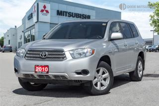 Used 2010 Toyota Highlander HYBRID HYBRID | NEW TIRES | AWD | BACK UP CAMERA for sale in Mississauga, ON