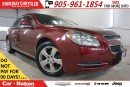Used 2010 Chevrolet Malibu PLATINUM EDITION| REMOTE START| SUNROOF| HTD SEATS for sale in Mississauga, ON
