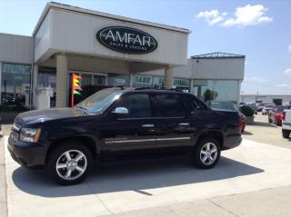 Used 2012 Chevrolet Avalanche LTZ / NAV / DVD / NO PAYMENTS FOR 6 MONTHS !! for sale in Tilbury, ON
