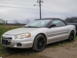 Used 2004 Chrysler Sebring LX for sale in Guelph, ON