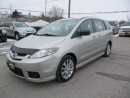 Used 2007 Mazda MAZDA5 AUTO GS, 6 passenger for sale in Newmarket, ON
