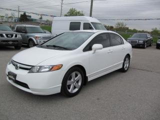Used 2008 Honda Civic LX for sale in Newmarket, ON