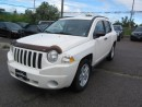 Used 2007 Jeep Compass Sport 4X4 AUTO for sale in Newmarket, ON