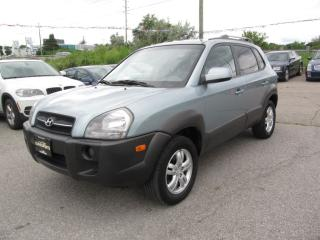 Used 2007 Hyundai Tucson GL V6 for sale in Newmarket, ON