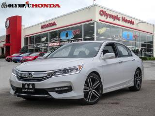 Used 2017 Honda Accord Sport for sale in Guelph, ON