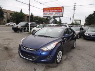 Used 2011 Hyundai Elantra GLS,HEATED SEATS  DRIVER AND PASSENGER for sale in Scarborough, ON