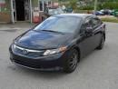 Used 2012 Honda Civic LX for sale in Corner Brook, NL