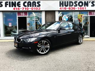 Used 2012 BMW 328xi Sedan 328i for sale in North York, ON