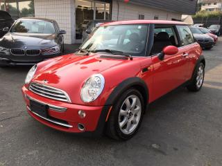 Used 2006 MINI Cooper Coquitlam Location - 604-298-6161 for sale in Langley, BC