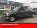 Used 2015 Ford F-150 XLT  CREW, 4X4, 5.0L, ALLOYS, POWER GROUP, NEW-TIRES! for sale in St Catharines, ON