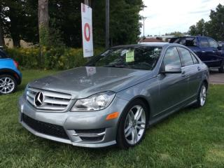 Used 2013 MERCEDES BENZ C-Class C 300 4MATIC  - $184.76 B/W for sale in Woodstock, ON