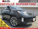 Used 2014 Kia Sorento SX | LEATHER | SUNROOF | 7 PASS | ONE OWNER for sale in Oakville, ON