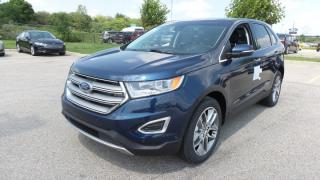 New 2017 Ford Edge Titanium for sale in Stratford, ON