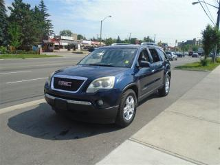 Used 2007 GMC Acadia SLE for sale in Scarborough, ON