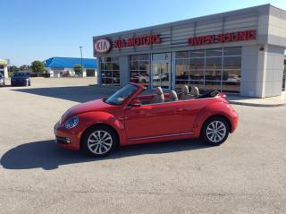 Used 2015 Volkswagen Beetle TSI for sale in Owen Sound, ON