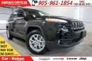 Used 2017 Jeep Cherokee NORTH  4X4  TOW PKG  REAR CAM  REMOTE START  for sale in Mississauga, ON
