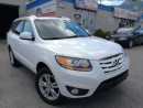 Used 2011 Hyundai Santa Fe Limited w/Navi_Backup Cam_Leather_sunroof for sale in Oakville, ON