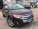 Used 2011 Ford Edge Limited for sale in Oakville, ON