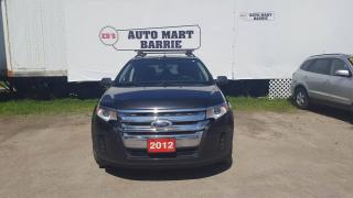 Used 2012 Ford Edge SE for sale in Barrie, ON