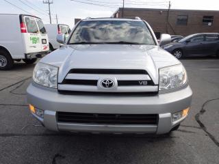 Used 2003 Toyota 4Runner LIMITED EDITION,V8,LEATHER for sale in North York, ON