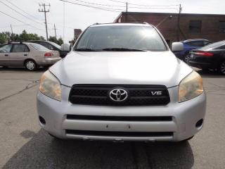 Used 2006 Toyota RAV4 AWD,V6 ,LOW KM,VERY CLEAN for sale in North York, ON