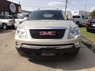 Used 2011 GMC Acadia 7 PASSENGER,BACK CAM ,NO ACCIDENT,VERY CLEAN for sale in North York, ON