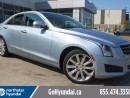 Used 2013 Cadillac ATS 3.6 Luxury AWD LEATHER SUNROOF for sale in Edmonton, AB