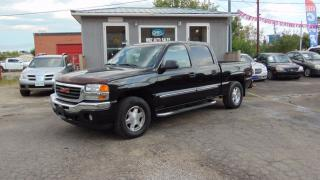 Used 2005 GMC Sierra 1500 SLE for sale in Brampton, ON