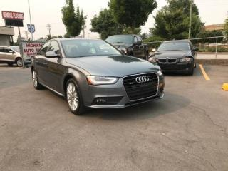 Used 2015 Audi A4 Komfort plus for sale in Surrey, BC