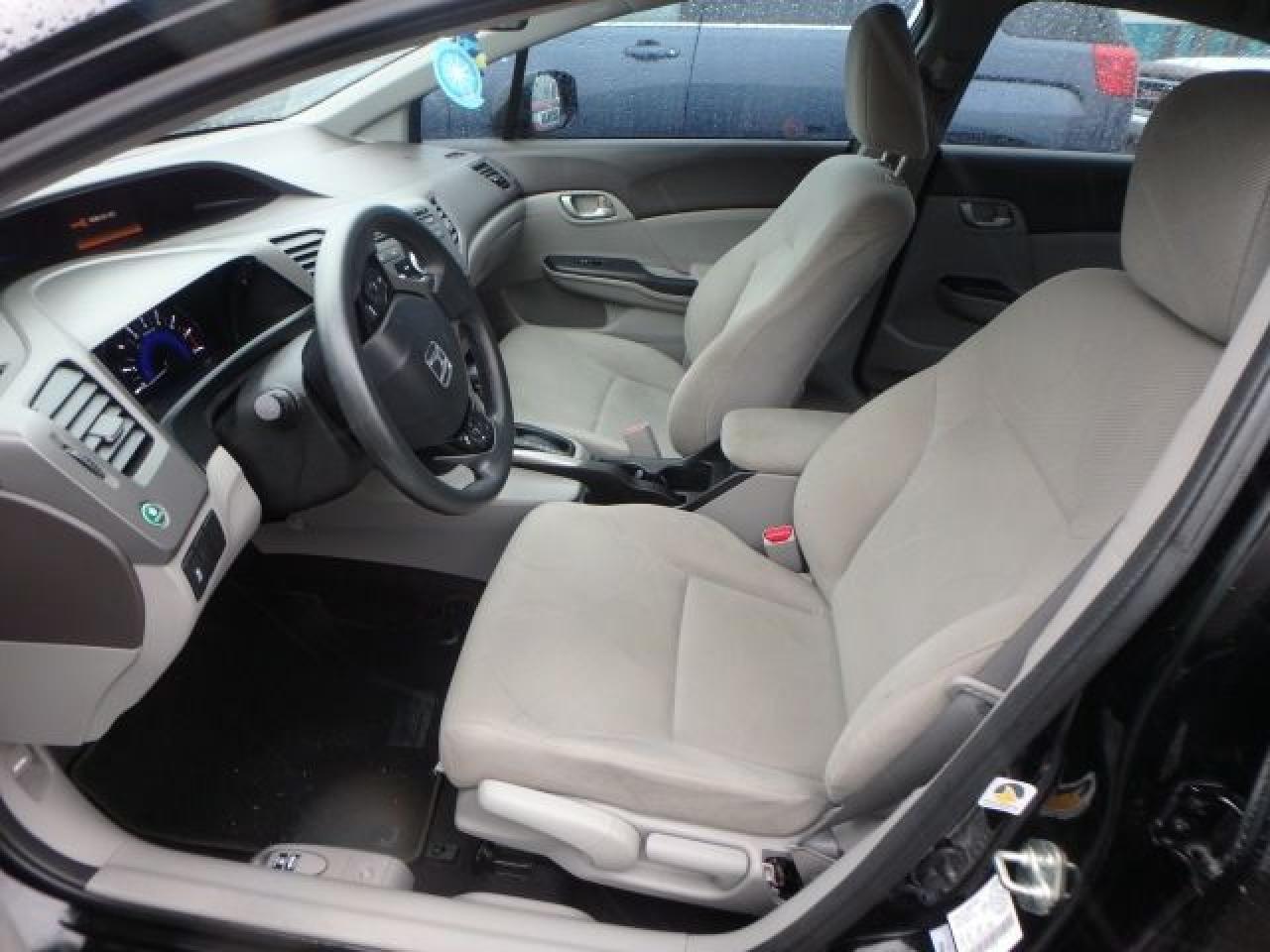 2012 Honda Civic LX,AUTO,6 MONTH WARRANTY