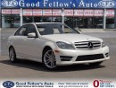 Used 2013 Mercedes-Benz C-Class C300 | SUNROOF NAV LANE KEEPING ASSIST, SPORT PKG for sale in North York, ON