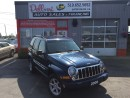Used 2006 Jeep Liberty LIMITED 4X4 for sale in London, ON