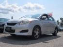 Used 2010 Toyota Matrix XR / ONE OWNER / ACCIDENT FREE for sale in Newmarket, ON