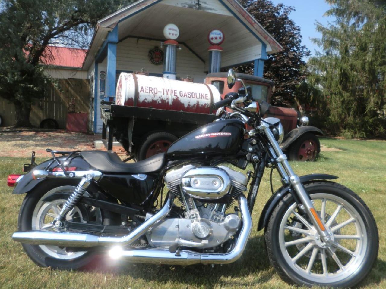 2005 Harley-Davidson Sportster 883 XL 883 LOW