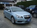 Used 2012 Chevrolet Cruze LT, TURBO for sale in Beaverton, ON