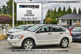 Used 2007 Dodge Caliber SXT, No Accidents, Power Group, Cheap! for sale in Surrey, BC