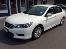 Used 2014 Honda Accord LX for sale in Parksville, BC