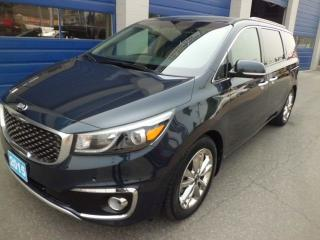 Used 2015 Kia Sedona SXL+ for sale in Surrey, BC