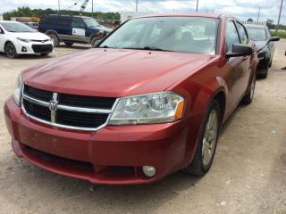 Used 2010 Dodge AVENGER R4 for sale in Innisfil, ON