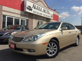 Used 2002 Lexus ES 300 for sale in North York, ON